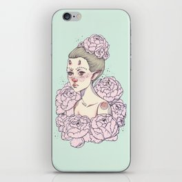 Eilid iPhone Skin