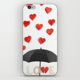 BUT ONLY LOVE CAN BREAK YOUR iPhone Skin