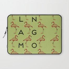 Flamingo #3 Laptop Sleeve