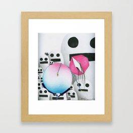 Optimus. Framed Art Print