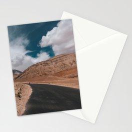 Amazing Roads of Ladakh Stationery Cards