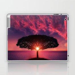 Sunset On The Sea Laptop & iPad Skin