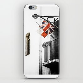 Union Jack/Flag iPhone Skin