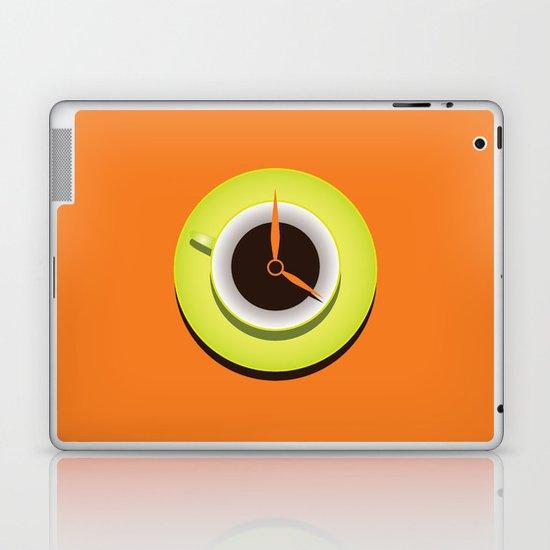 It's Coffee Time Laptop & iPad Skin