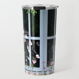 Window Dressing Travel Mug