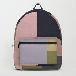 Bohemian Fields - Geo Pattern 2 Backpack