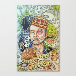 BFM Canvas Print