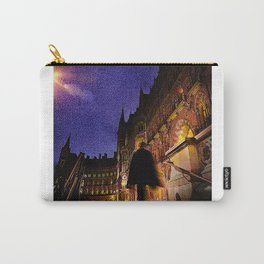 Victorian London Architecture Carry-All Pouch
