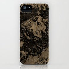 Galaxy in Taupe iPhone (5, 5s) Slim Case