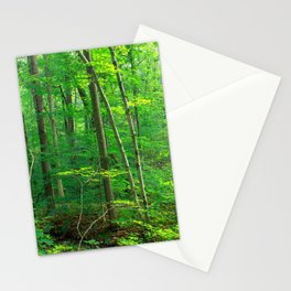 Forest 7 Stationery Cards