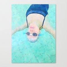 Carefree Summer Canvas Print