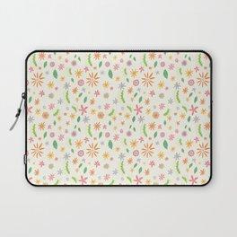 Colourful Daisies Laptop Sleeve