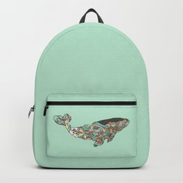 The 52 hertz whale Backpack