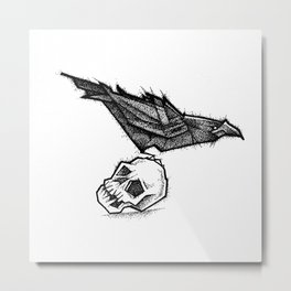 Ravenmore Metal Print