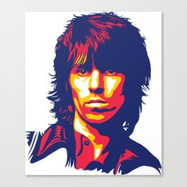 Keith Canvas Print