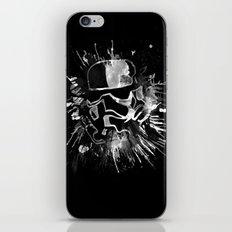 Storm Trooper (black) - Star Wars iPhone & iPod Skin