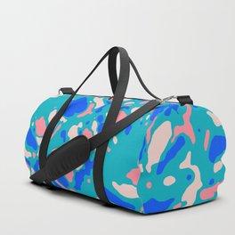 Coral Reef Sunlight Dream Duffle Bag