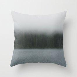 Wahtum Lake - Pacific Crest Trail, Oregon Throw Pillow