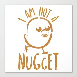 Nugget Canvas Print