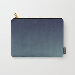 NIGHT SWIM - Minimal Plain Soft Mood Color Blend Prints Carry-All Pouch