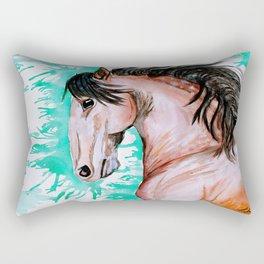 Beauty Rectangular Pillow