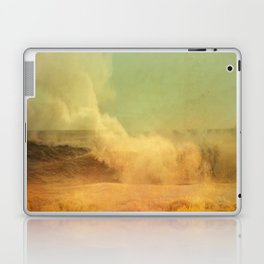 I dreamed a storm of colors Laptop & iPad Skin