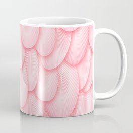 Spoonbill Feathers Coffee Mug