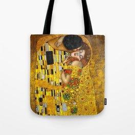 The Kiss Painting Gustav Klimt Umhängetasche