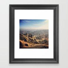 Cappadocia Framed Art Print