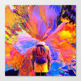 Imagination Leinwanddruck