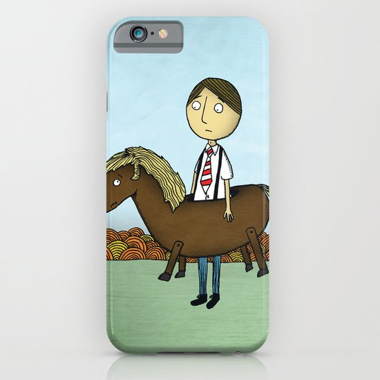 Horseback iPhone & iPod Case
