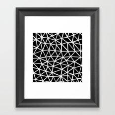 Seg Zoom 1 Framed Art Print