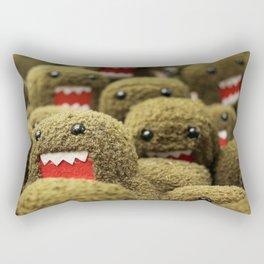 Domo Attacks! Rectangular Pillow