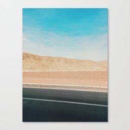 Road Ways 1 Canvas Print