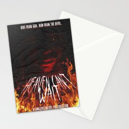 """Heaven Can't Wait 01"" (2017) Stationery Cards"