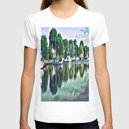 Lagoon Reflections T-shirt