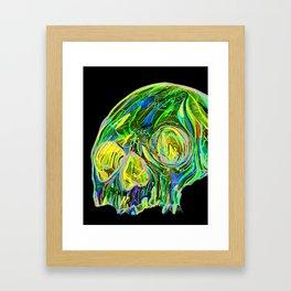 Acidic Anatomy Framed Art Print