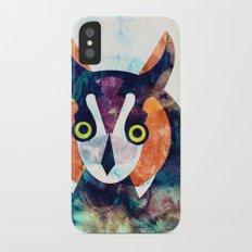 Owl Slim Case iPhone X