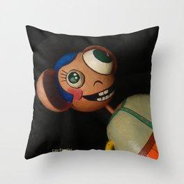 Lau Favolas Throw Pillow