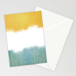 Teahupo'o, sea and sand Stationery Cards