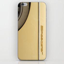 Speedster iPhone Skin