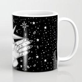 CELESTIAL PALMS Coffee Mug