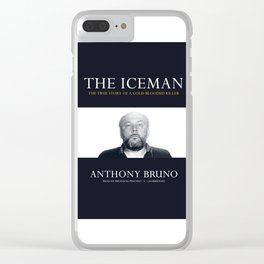 "Richard ""The Iceman"" Kuklinski Clear iPhone Case"
