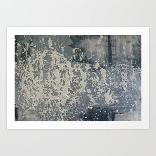 CHADE Art Print
