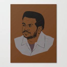 Darryl Mathias Philbin Canvas Print
