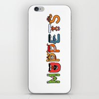muppets iPhone & iPod Skins featuring muppets by BlackBlizzard