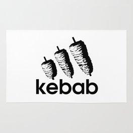 Funny Kebab Rug