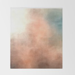Gay Abstract 06 Throw Blanket