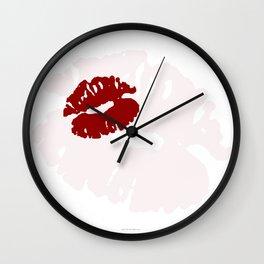 My Valentine Wall Clock