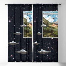 Ctrl+Alt+Del // Returning UFOs Blackout Curtain